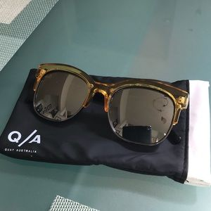 5b36c7f7719be Quay Australia Accessories - Quay Australia  Bronx  Sunglasses